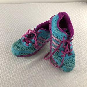 Adidas Climacool Size 1 Girls athletic shoes